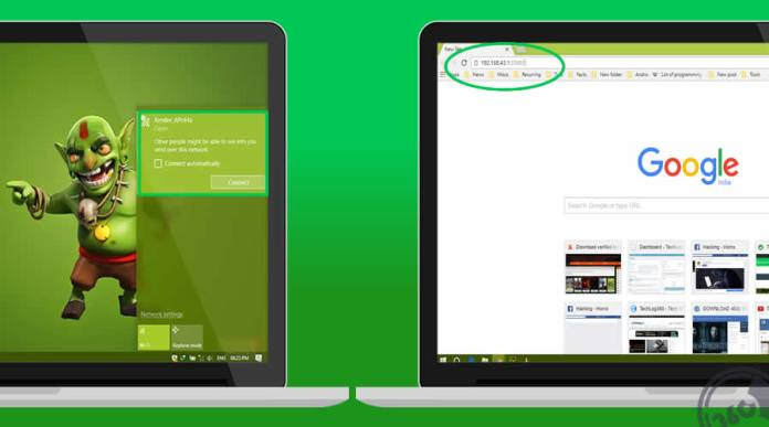 Wireless File Transfer Between Android And PC