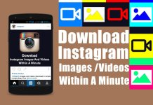 download instagram images and videos [TechLog360.com]
