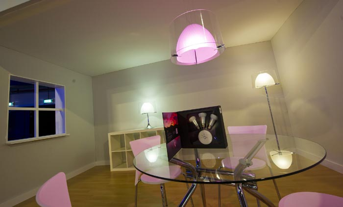 philips launched web enabled lighting in india. Black Bedroom Furniture Sets. Home Design Ideas