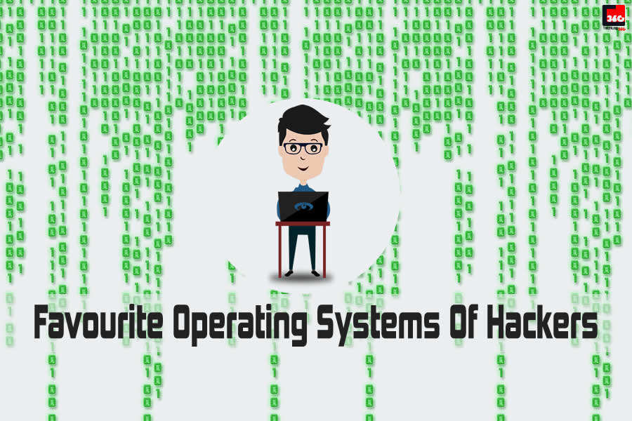 Top 17 Favourite Operating Systems Of Hackers (2017 List)