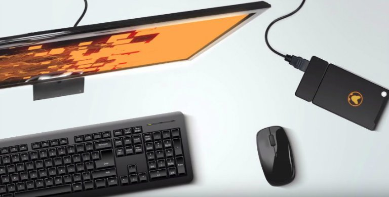 InFocus Kangaroo Launched As World's Smallest Windows 10 PC