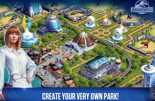 Spends $6,000 Playing Jurassic World