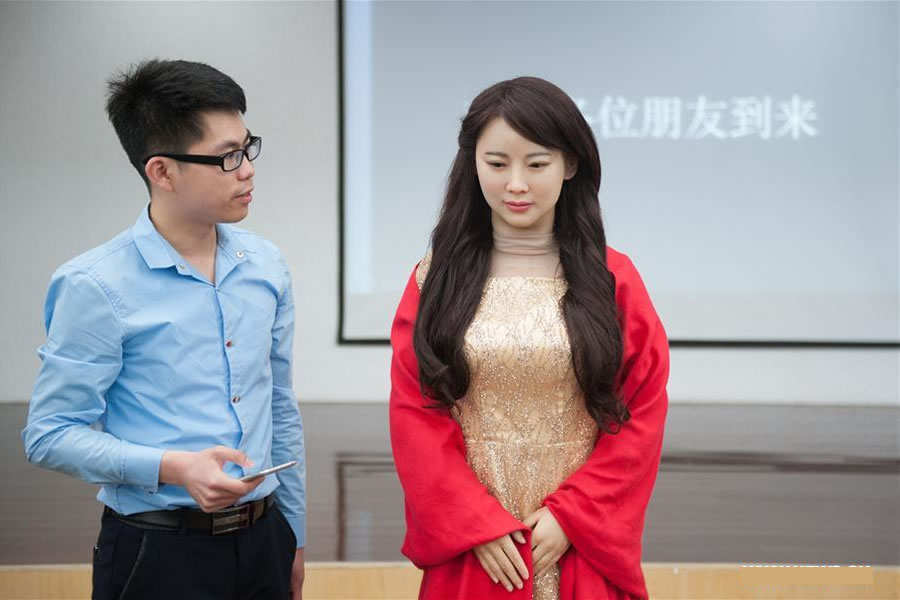 Chinese Researchers Developed World's most Realistic Robot  – Jia Jia