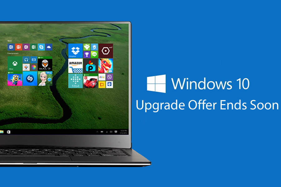 Windows 10 Upgrade Offer Ends Soon, Upgrade It Now For Free Or Else Pay $119 After