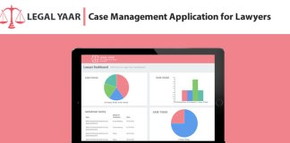Legal Yaar Case Management Application for Lawyers