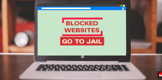 Just visiting torrents and other blocked websites in India can land you in jail for 3 years