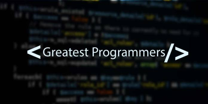 Greatest Programmers Of All Time Who Help To Shape The IT World