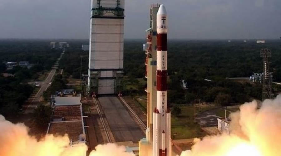 ISRO Creates History — Successfully Launched Record 104 Satellites In Single Rocket