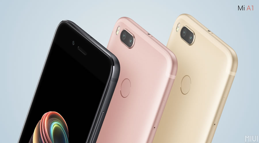 Mi A1 Launched — Xiaomi's Flagship Android One Phone With Dual Camera