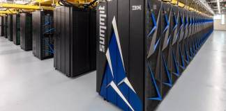 Summit - powerful supercomputer on the planet