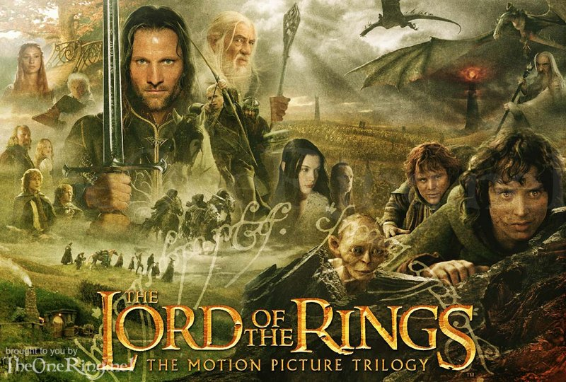 Lord of the Rings series