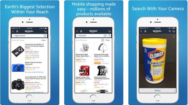 Amazon India Online Shopping app