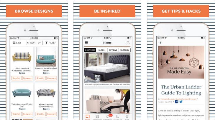 Urban Ladder - Furniture Store app