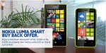 Nokia India Introduces Smart Buy Back Offer for Lumia 520 and Lumia 620