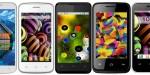 Intex Aqua i15 with 6-inch qHD display, Cloud Y12, Y11, X11 and X1+ appear on official website