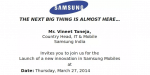 Samsung Galaxy S5 Launch Scheduled in India on March 27