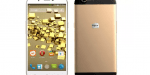 Micromax Canvas Gold A300 with 2GHz Octa-Core Processor available online at Rs 23999