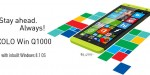 Xolo Win Q1000 with 5 inch HD display, Windows Phone 8.1 announced for Rs. 8499