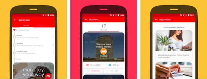 Makaan - real estate & property app