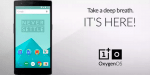 OnePlus One owners can now download the Lollipop-based OxygenOS