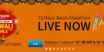 Best deals on smartphones, Laptops, tablets and accessories [Amazon Great Indian Diwali Sale]