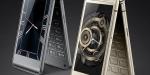 Samsung W2016 flip phone with dual 3.9-inch HD Super AMOLED displays announced
