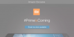 Amazon India teases Xiaomi Redmi Note 2 Prime India launch