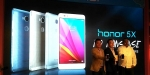 Honor 5X with fingerprint sensor and Honor Holly 2 Plus with 4000mAh Battery Launched In India For Rs.12999 and Rs.8499 Resp.