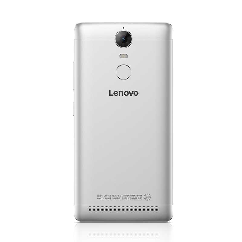 Lenovo K5 Note back