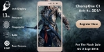 ChampOne C1 With 2GB RAM, 4G Fingerprint Sensor Launched for just Rs. 501; But only for few