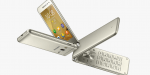 Samsung Galaxy Folder 2 flip phone with 2 GB RAM and 1950 mA battery announced