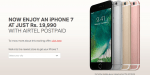 Read this first before you select Airtel's iPhone 7 offer