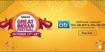 "Best deals on smartphones from ""Great Indian Festival"""