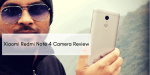 Xiaomi Redmi Note 4 camera proves that camera is not just about megapixels counts