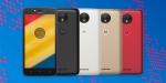 Motorola announces budget phones Moto C and Moto C Plus
