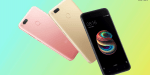 Xiaomi Mi 5X With 5.5-inch display, Dual camera Announced