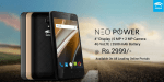 Swipe Neo Power with 4-inch DIsplay, 4G VoLTE Launched for Rs. 2999