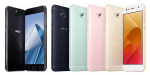 ASUS ZenFone 4, ZenFone 4 Pro, ZenFone 4 Selfie and ZenFone 4 Selfie Pro announced