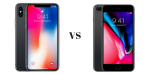 iPhone X vs iPhone 8 Plus: What are the differences?