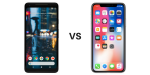 Google Pixel 2 XL vs iPhone X: Which phone looks better in specs?