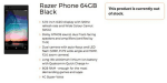 Razer Phone to come with 4,000mAh battery
