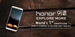 Huawei Honor 9i with 5.9 inch FullView Display, Kirin 659 and four cameras launched in India