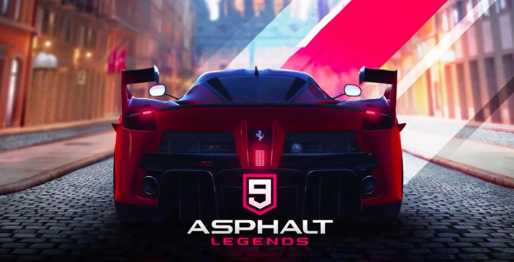 Asphalt 9: Legends - racing games for android