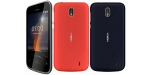 HMD Global Announces Its First Android Go Phone 'Nokia 1'