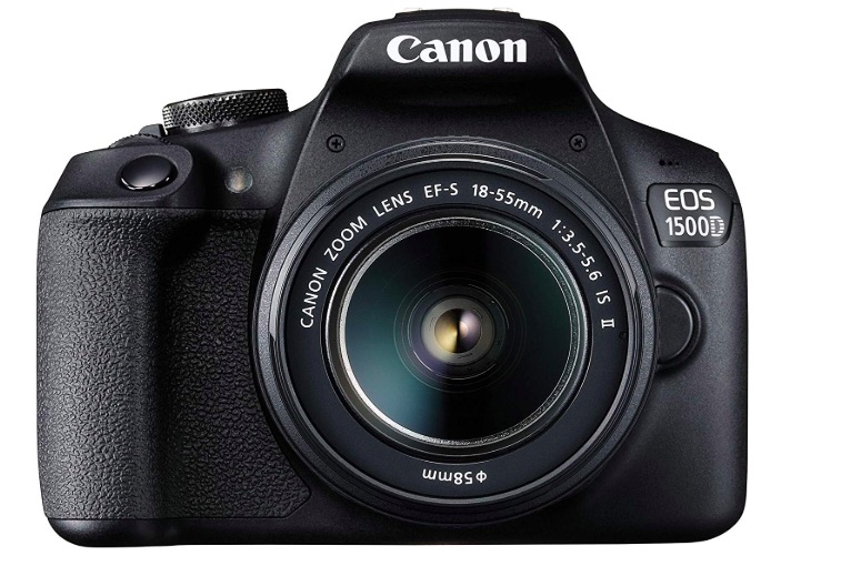 Canon EOS 1500D camera under 30k