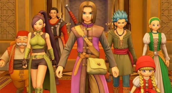 """""""Dragon Quest 11: Echoes of an Elusive Age"""" Will Be Coming ..."""