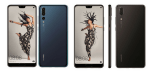 Huawei P20, P20 Lite, and P20 Pro Images Leaked