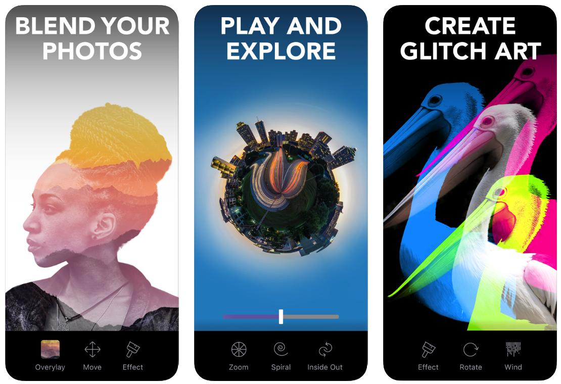 Enlight Photofox: Photo editing app for iPhone