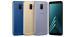 Samsung Galaxy A6 and Galaxy A6+ Announced