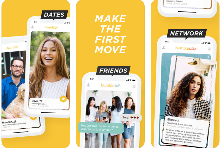 apps like bumble dating app